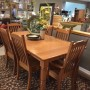 Amish Haus Oak Dining Set